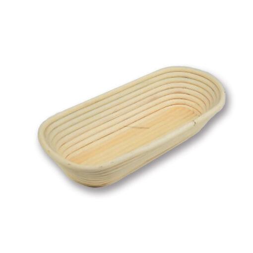 Gärkorb, oval lang (1 kg)