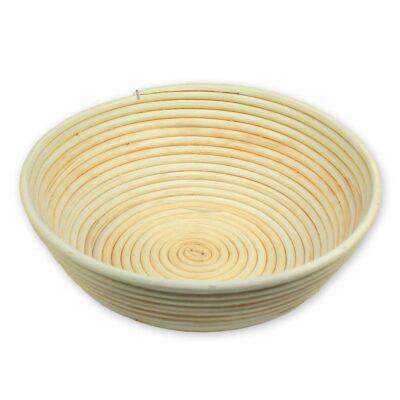 Peddigrohrkörbchen, rund 30 cm ø, für 3 kg