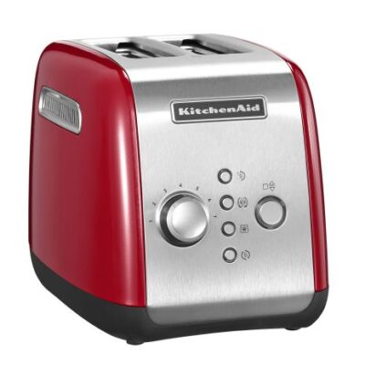 -KitchenAid 2-Sch. -Toaster empire rot (5KMT221EER)