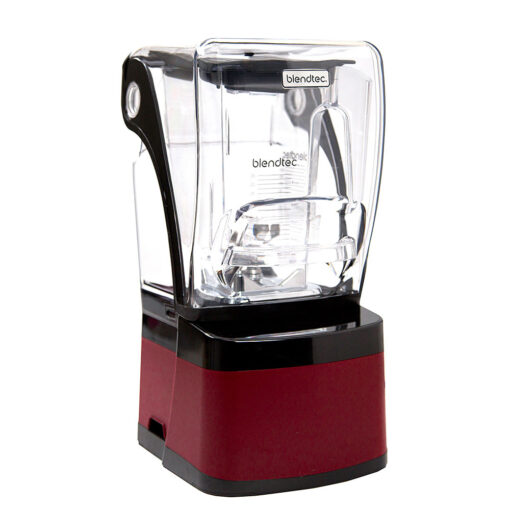 blendtec Red P800 angle