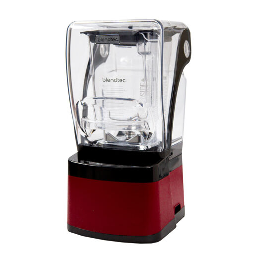 blendtec Red P800 angle2