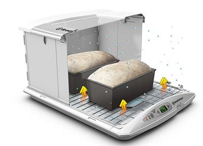 FP 205 Bread 28C DE 1