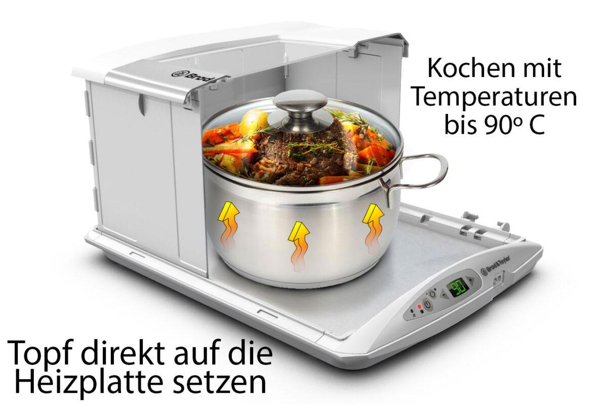 FP Slow Cook 90C DE