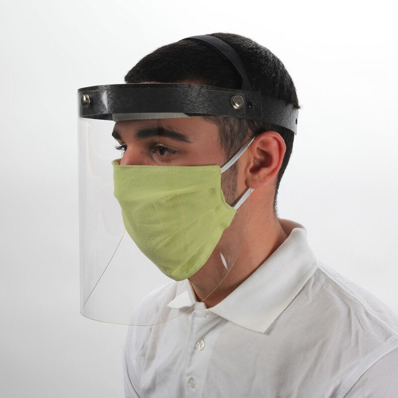 Protection Face Shield 01