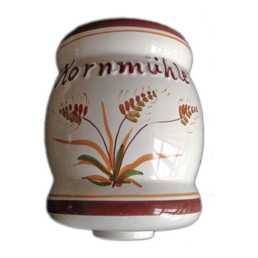 Keramikbehaelter wand Kornmuehle