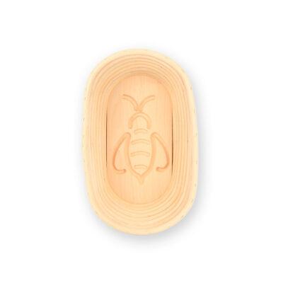 Peddigrohrkorb-Biene-oval_1kg